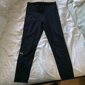 Black under Armour work out leggings